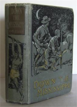 Down the Mississippi - Edward S Ellis