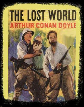 The Lost World - Sir Arthur Conan Doyle